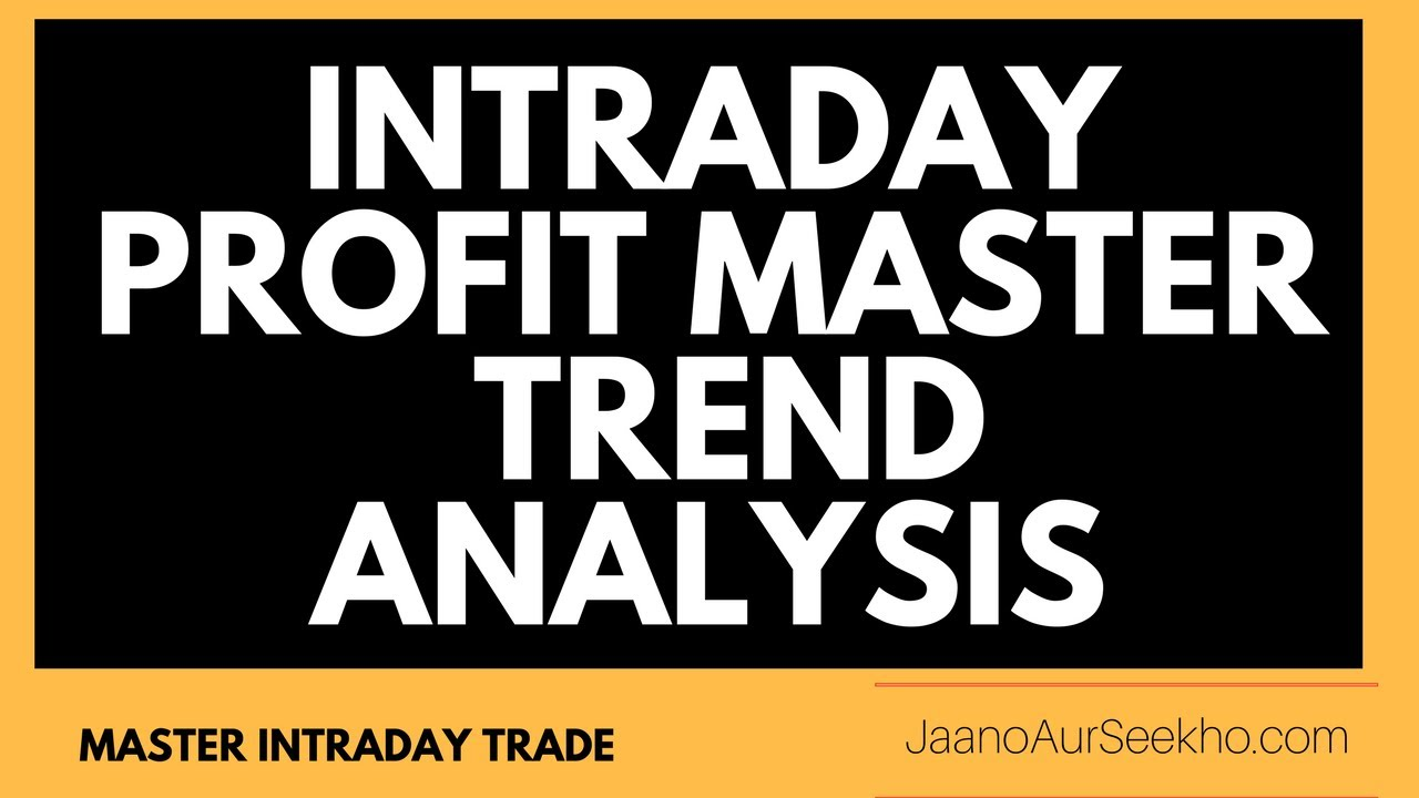 Lesson 5 – What is trend analysis – uptrend ,downtrend , sideways trend