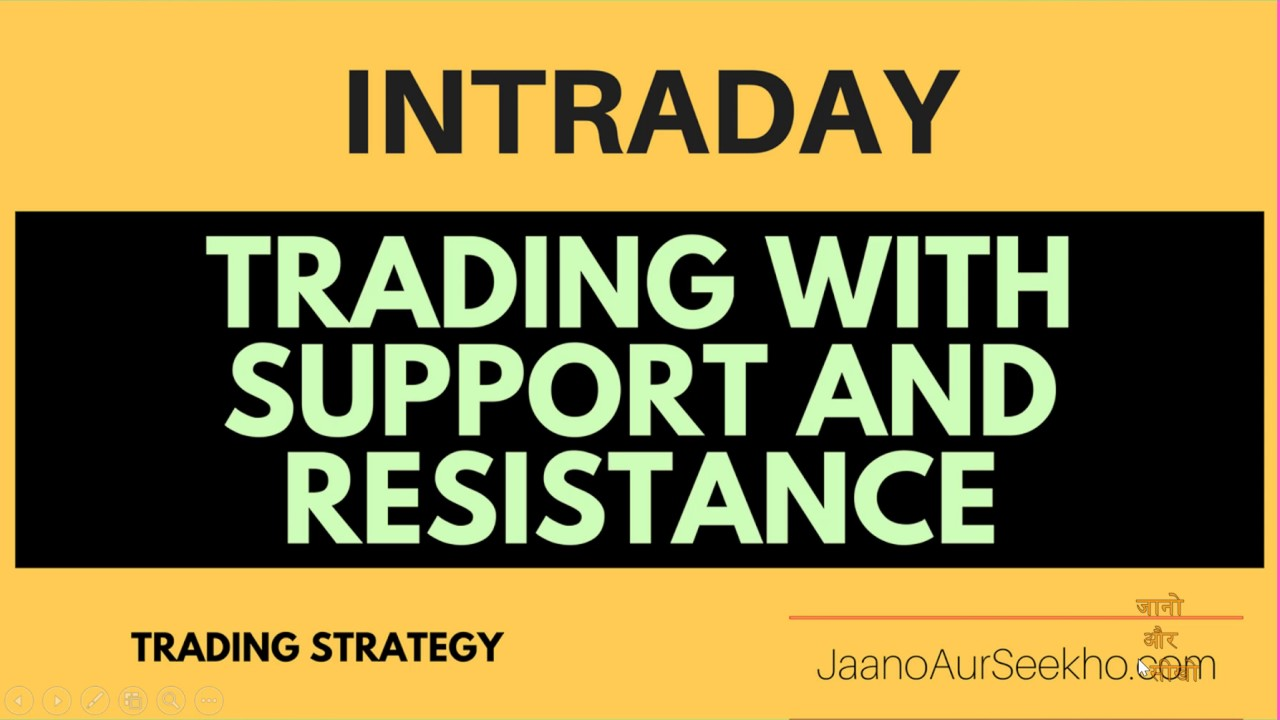 Lesson 11- How to select stocks for intraday and make profits using
