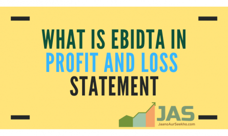 What is ebidta