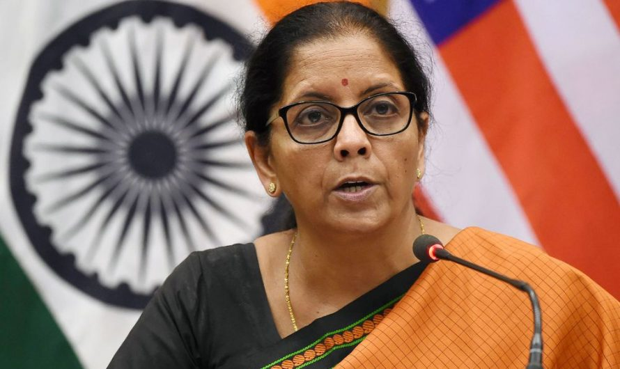 Corporate Tax Cut Announcement BY FM Nirmala Sitharaman: Impact on Economy and Stock Markets