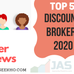 best discount broker india