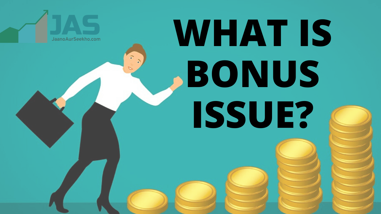 What is bonus share